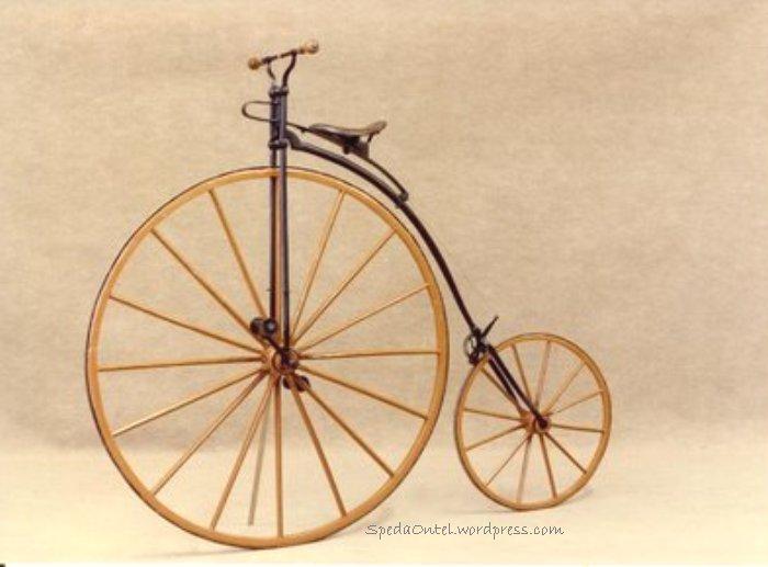 Sejarah Onthel | Sepeda Onthel • Old Bicycle • Oude Fiets