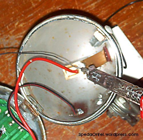 Cara Buat Lampu Headlamp Led Di Sepeda Sepeda Onthel Old
