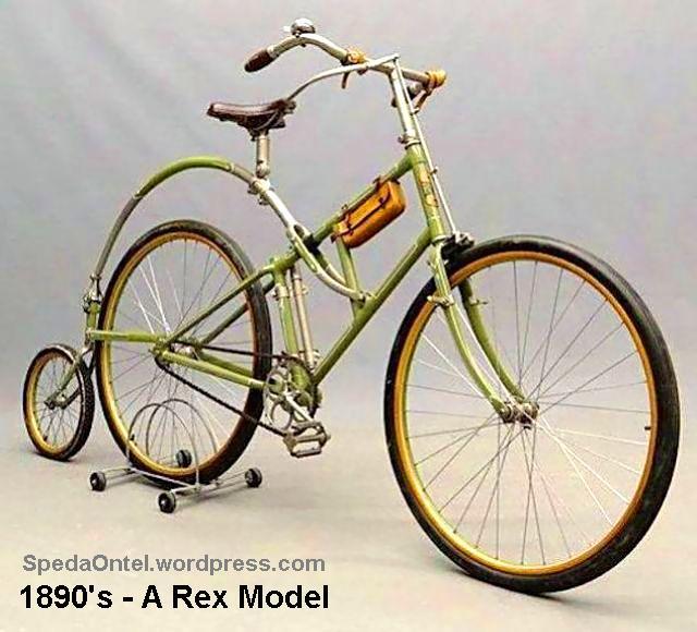 1890's - A Rex Model