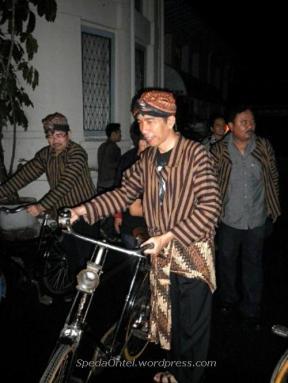 Onthel Jokowi (Joko Widodo)
