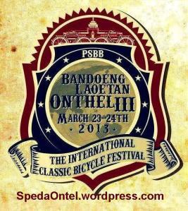 Bandung Bandoeng Laoetan Onthel III BLO III