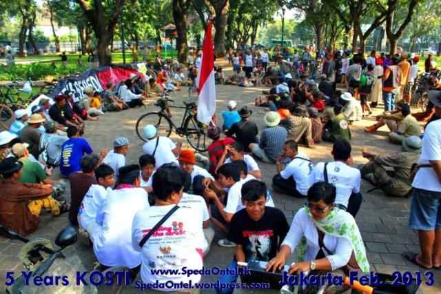 HUT KOSTI ke-5 Jakarta 03