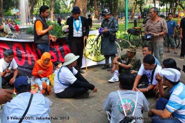 HUT KOSTI ke-5 Jakarta 05