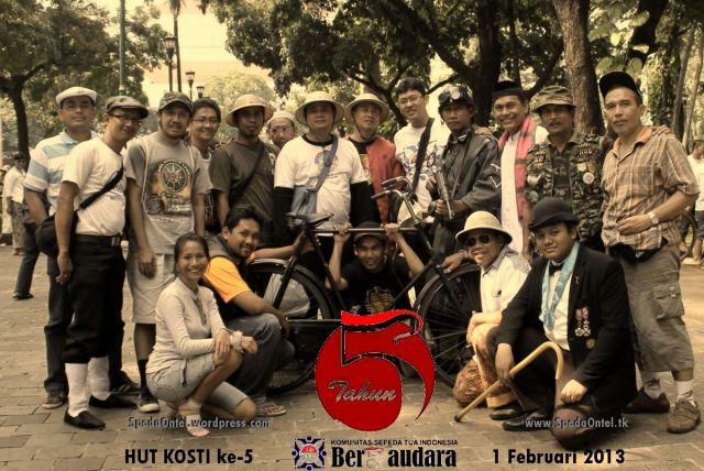 HUT KOSTI ke-5 Jakarta 06