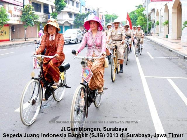 Sepeda Juang Indonesia Bangkit SJIB 2013 - 04