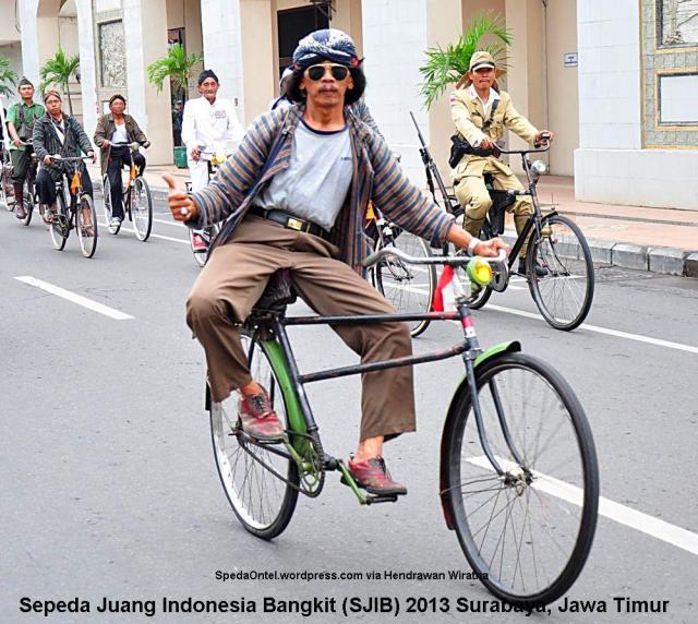 Sepeda Juang Indonesia Bangkit SJIB 2013 - 05