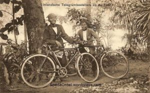 Sepeda Onthel Telegram Delivery Men, 1919