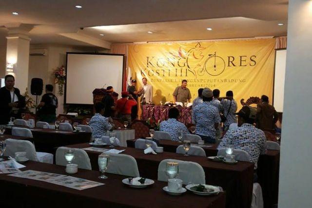 Kongres KOSTI ke-III 8-9 Februari 2014, Denpasar, Bali 01