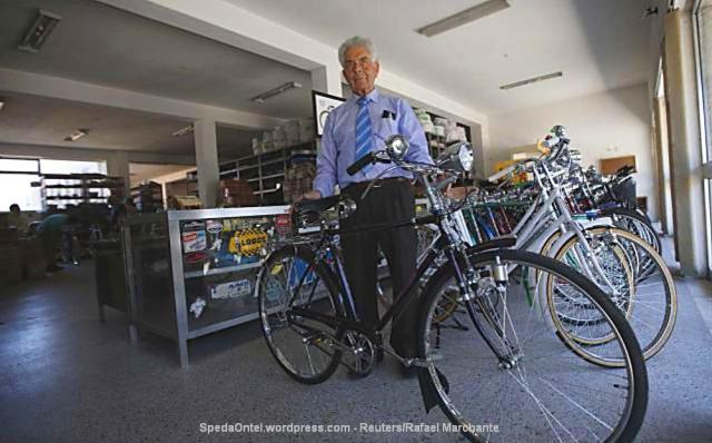[Gallery Foto] Melihat Satu-satunya Pembuatan Sepeda