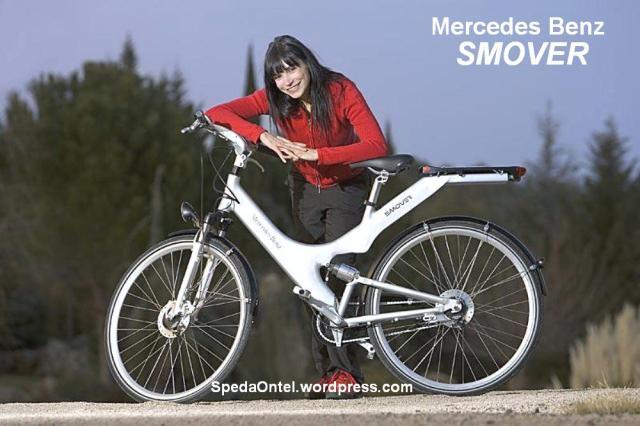 Mercedes Benz Smover