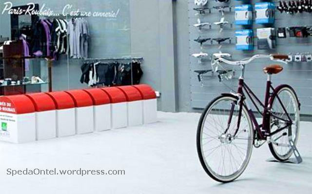 [Foto] Beginilah, Toko Sepeda Dengan Disain Modern di