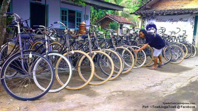 towil fiets jogja 02