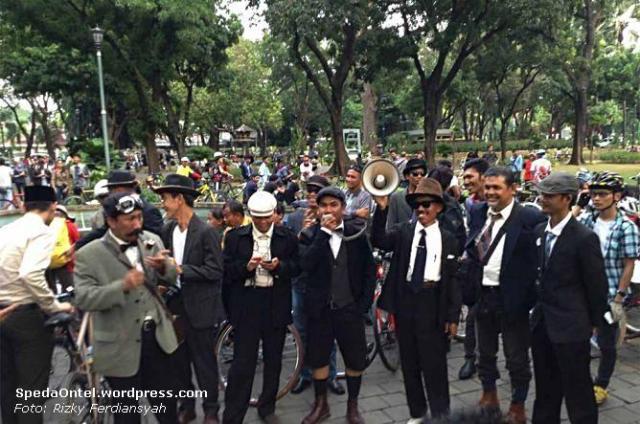 tweed ride Jakarta 2014 - 01