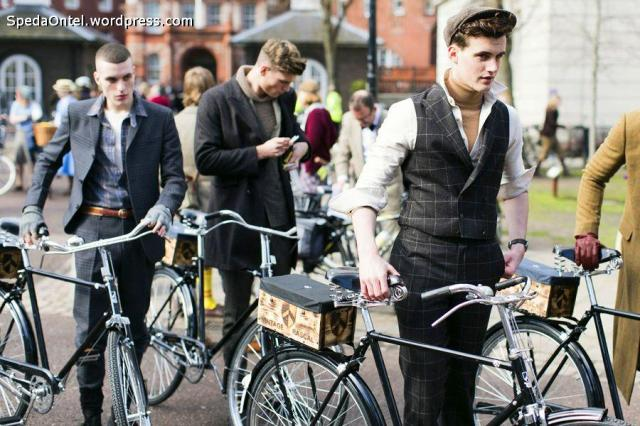 Tweed Run 2013