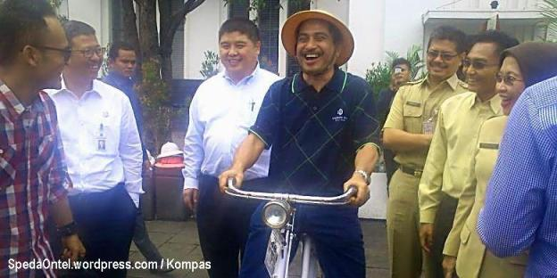 Arief Yahya, Menteri Pariwisata pada Kabinet Kerja Jokowi-JK 02