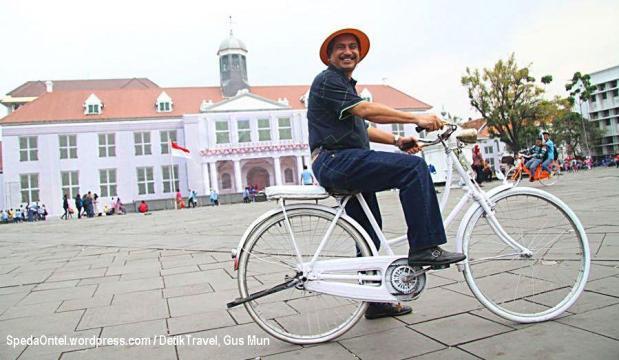 Arief Yahya, Menteri Pariwisata pada Kabinet Kerja Jokowi-JK gusmun