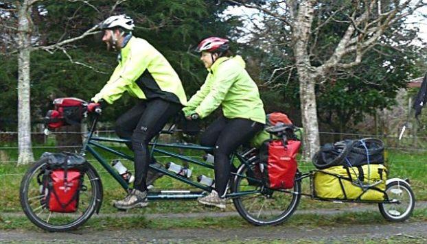 sepeda tandem new zealand Inggris 6
