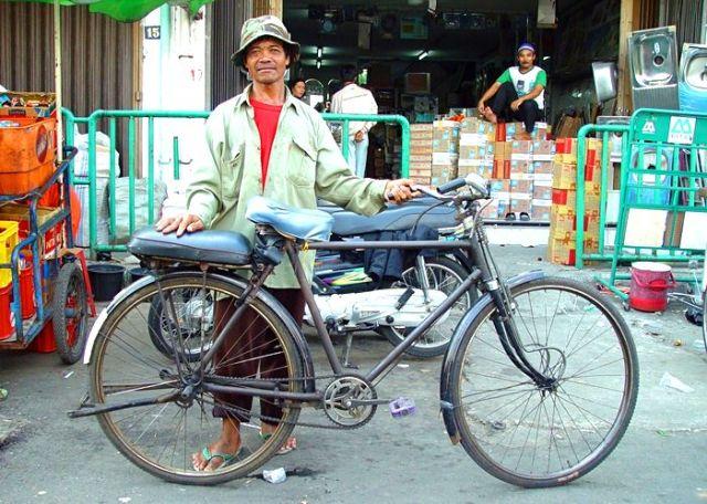 Ojek Sepeda Ontel