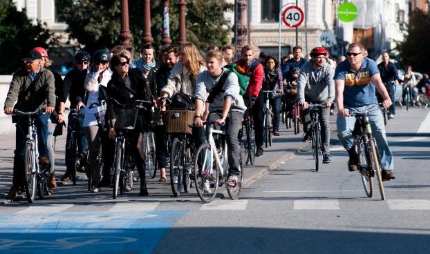 Cyclists_norway norwegia 2