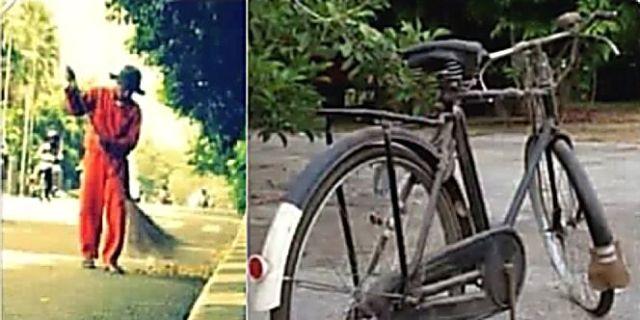 tukang-sampah-pilih-naik-sepeda
